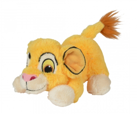 simba Disney Classic Plush, 17cm, 6-ass.