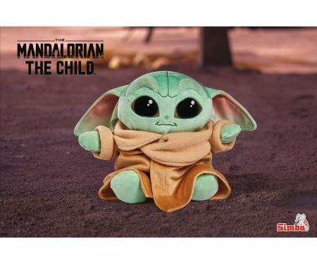 simba Disney Mandalorian, The Child, 25cm