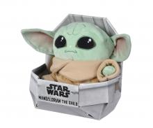 simba Baby Yoda 25 cm con cuna