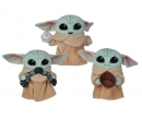 simba The Child Baby Yoda con accesorio 17 cm, 3 surt