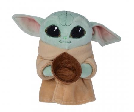 simba The Child Baby Yoda con accesorio 17 cm, 3 surt