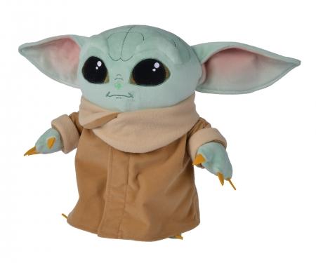 simba The Child Baby Yoda articulado en caja 30 cm