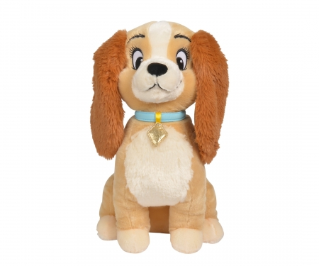 simba Disney Classic Plush Lady, 45cm