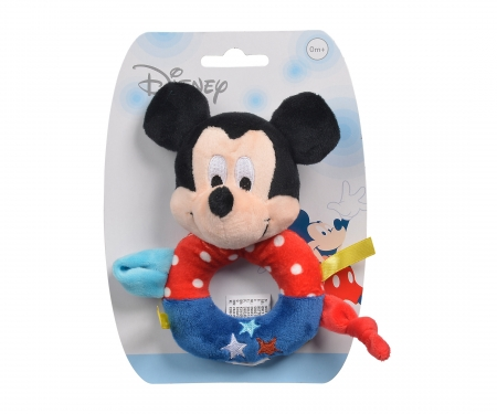 simba Disney Mickey Ring Rattle, Color