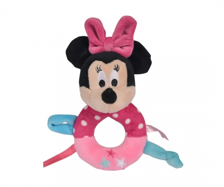simba Disney Minnie Ring Rattle, Color