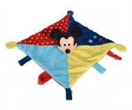 simba Disney Mickey 3D Schmusetuch Color