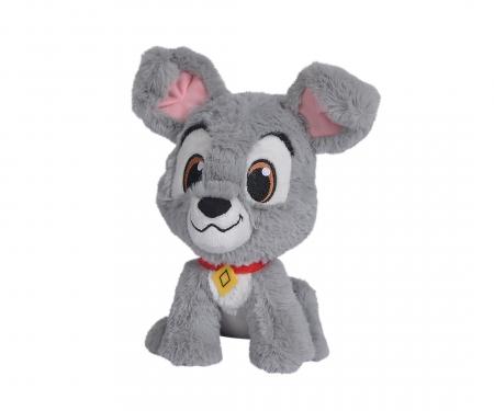 simba Disney Strolch mit Hundehütte, 20cm