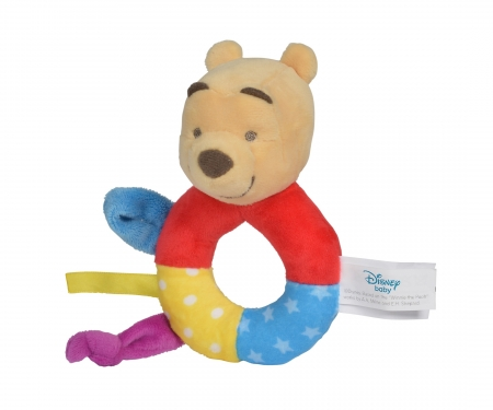 simba Disney WTP Ring Rattle, Color