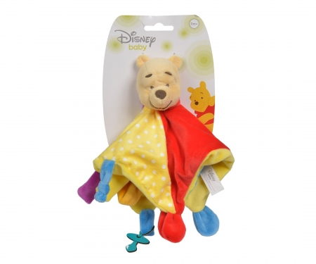 simba Disney WTP 3D Doudou, Color