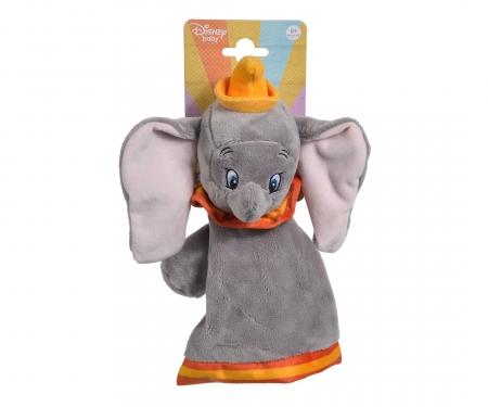 simba Disney Dumbo Schmusetuch, 26cm