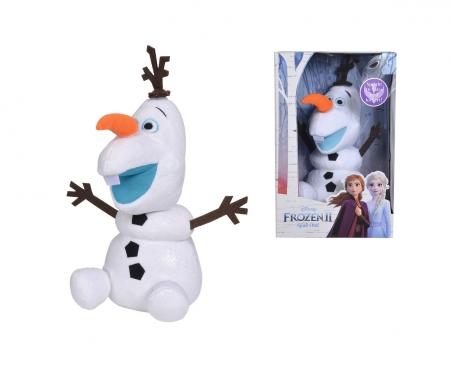 simba Disney Frozen 2 Olaf, Activity Plush