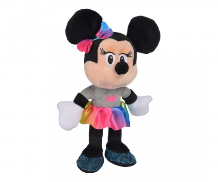 simba Disney Minnie Fashion, 20cm, 3-sort.