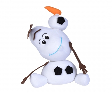 simba Peluche Olaf Velcro 30 cm - Frozen II