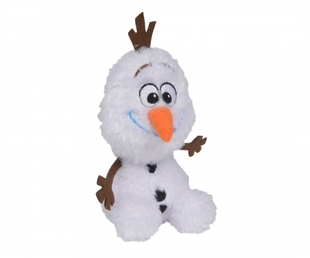 simba Set 4 Peluches Frozen 2 - 20 cm