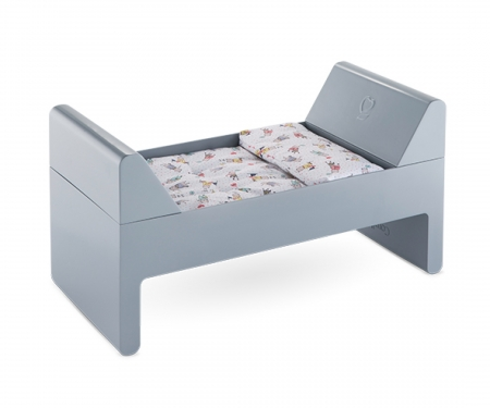 simba Corolle doll bed 30+36-42cm