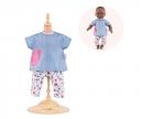 """simba Corolle MPP 12""""/30cm Outfits Set, Tropicorolle"""