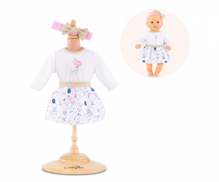 """simba Corolle MPP 12""""/30cm Outfits Set, #40Years"""