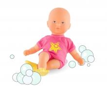 simba Corolle Mini Badepuppe, pink