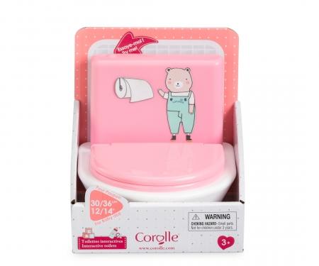 simba Corolle 30-36cm interaktive Toilette
