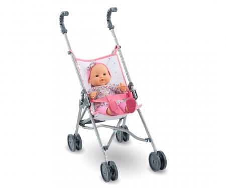 "simba Corolle 14-17"" Umbrella Stroller Pink"