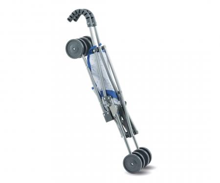 simba Corolle MGP 36-42cm Puppenbuggy blau