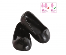 simba Corolle MC Ballerinaschuhe, schwarz