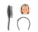 simba Corolle MC Hair Brush Set-Star