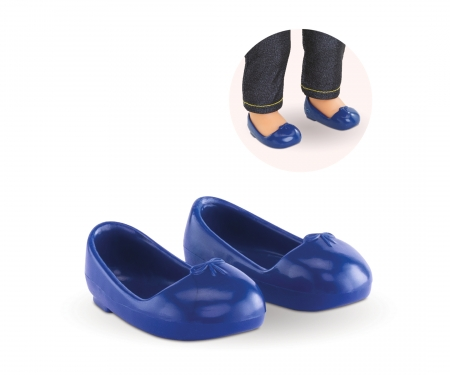 simba Corolle MC Ballet flat Shoes, navy blue