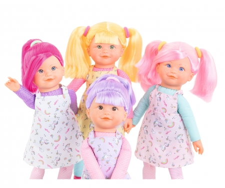 simba Corolle RDC Rainbow Doll Nephelie