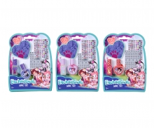 simba Set de manicura Enchantimals con pegatinas