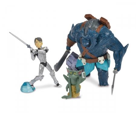 simba Figuras Jim, Bular y Goblin