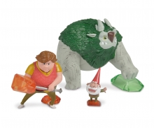 simba Figuras Toby, Argh y Gnome
