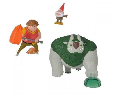 simba Figuras Toby, Argh y Gnome