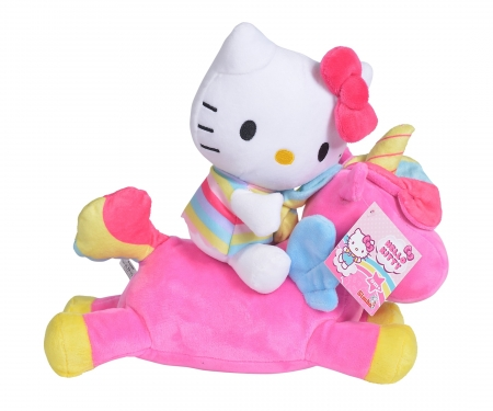simba Hello Kitty - Peluche con unicornio