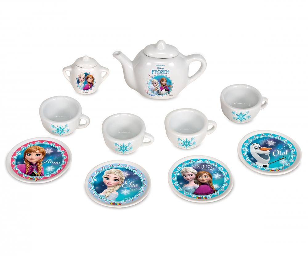 FROZEN PORCELAIN TEA SET  sc 1 st  Smoby Toys & FROZEN PORCELAIN TEA SET - Kitchens and accessorises - Role Play ...