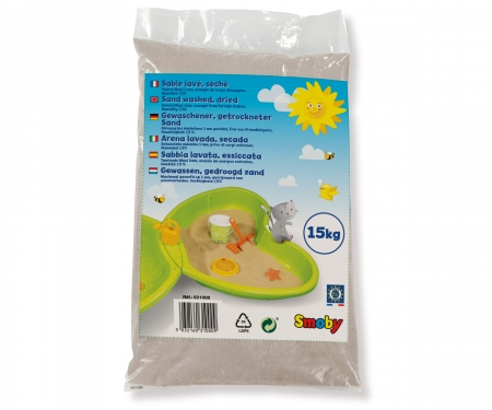 smoby SAC DE SABLE - 15 kg