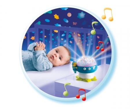Cotoons Gute-Nacht-Pilz mit Musik
