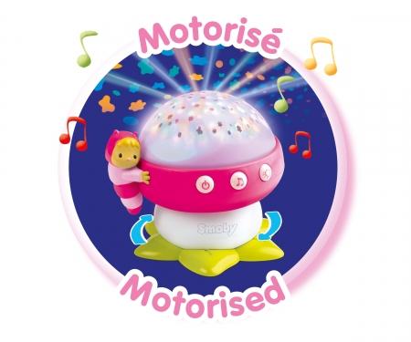 COTOONS MUSICAL MUSHROOM ASST
