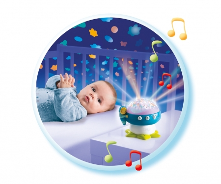 smoby Cotoons Gute-Nacht-Pilz mit Musik
