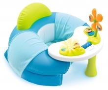 Cotoons Baby-Sitz mit Activity-Tisch, blau