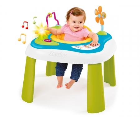 smoby Cotoons Multifunkční stůl/sedátko Youpi Baby