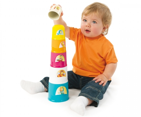 COTOONS MAGIC TOWER 40 CM