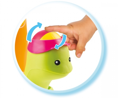 smoby COTOONS  BALLS TURTLE