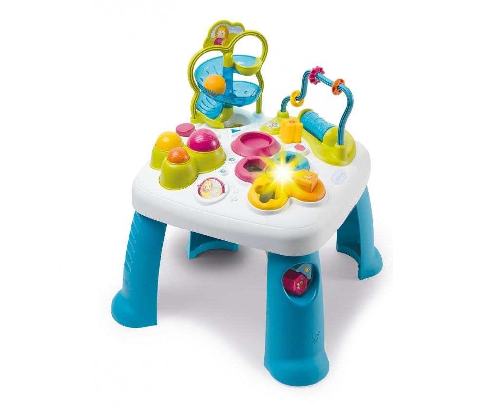 Cotoons Activity Table Preschool Products Www Smoby Com