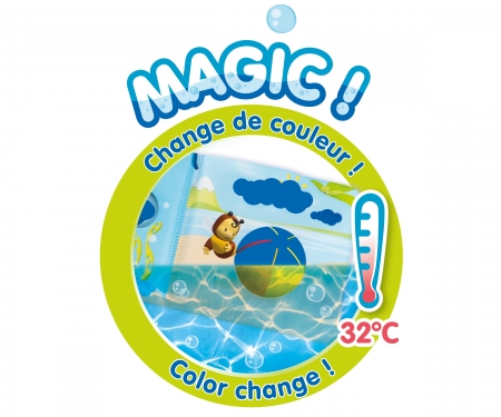 smoby COTOONS MAGIC BATH BOOK