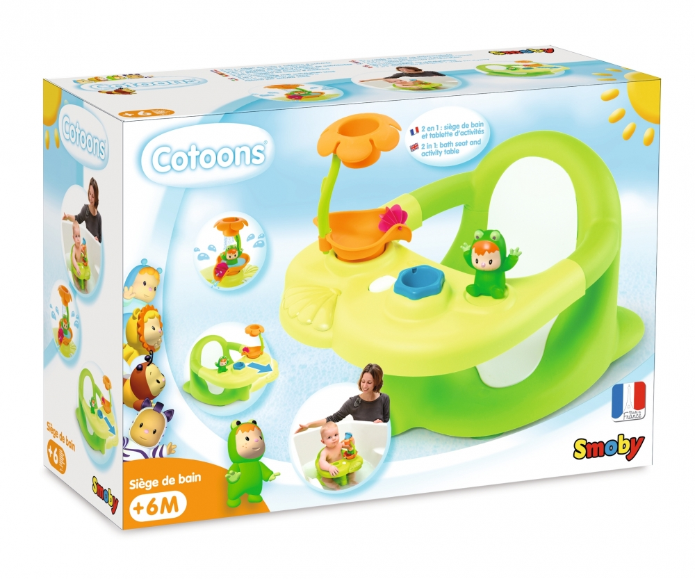 Cotoons Baby Bath Time Preschool Products Www Smoby Com