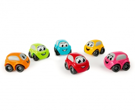smoby VP BUBBLE CAR DISPLAY X24 ASST