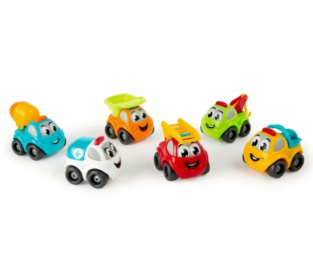 smoby VP BUBBLE CAR WITH THEME DISPLAYX24