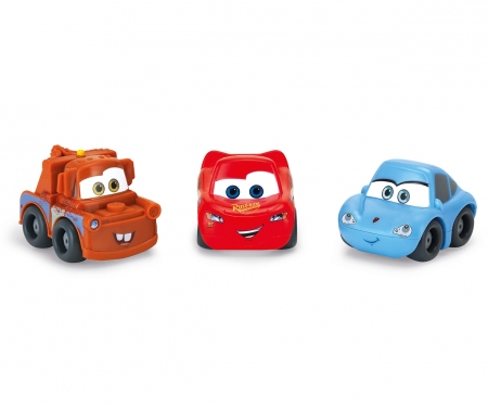 smoby VP CARS 2 VEHICLES IN GIFT BOX