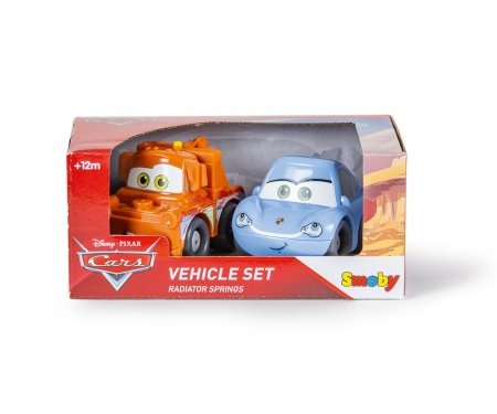 smoby Smoby Vroom Planet Cars Mini-Flitzer, sortiert